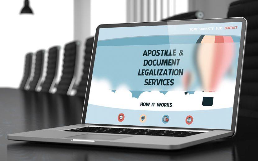 apostille dokumentu
